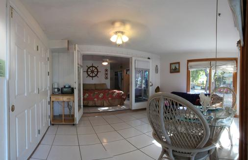 Key Largo Cottages - Key Largo - Κρεβατοκάμαρα