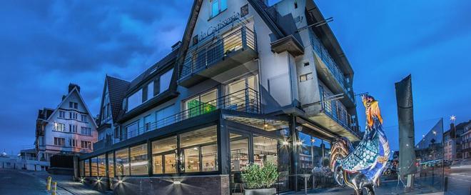 Apartmoment De Coqisserie - De Haan - Building