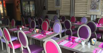 L'Arche de Porquerolles - הייר - מסעדה