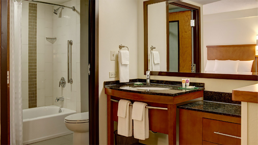 Hyatt Place North Arlington Grnd Prairie - Grand Prairie - Bathroom