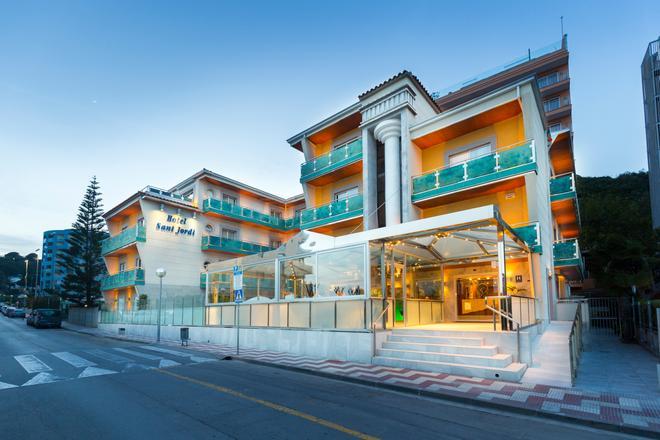 Sant Jordi Boutique Hotel - Calella - Bâtiment