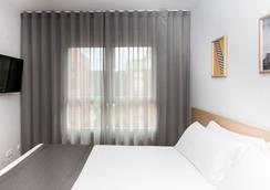 華倫西亞客房科學城酒店 - 瓦倫西亞 - 巴倫西亞 - 臥室