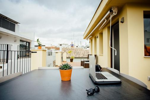 Mon Suites Catedral - Valencia - Balcony