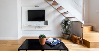 Mon Suites Catedral - Valência - Lounge