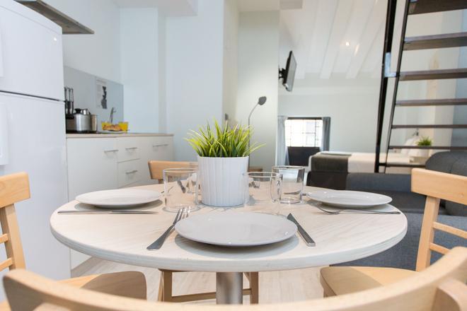Lotelito - วาเลนเซีย - ห้องอาหาร