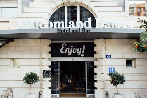 Hotel Malcom and Barret - Valencia - Rakennus