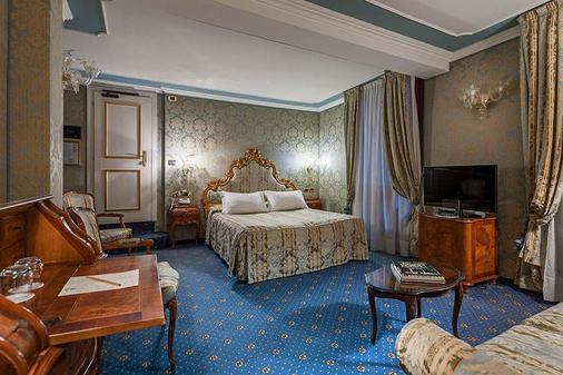 Hotel Al Ponte Antico - Venice - Phòng ngủ