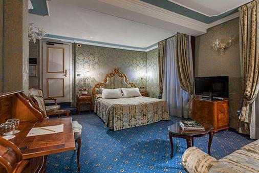 Hotel Al Ponte Antico - Venice - Bedroom