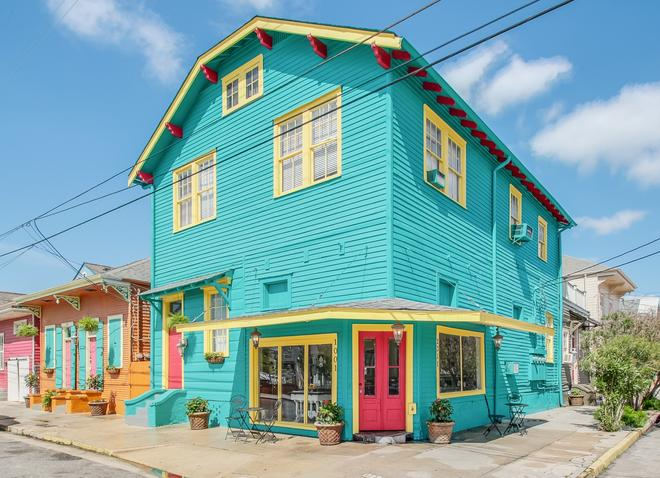 Olde Town Inn - New Orleans - Rakennus