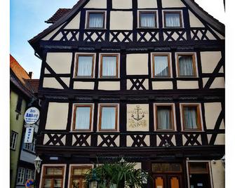 Hotel im Anker - Hannoversch Münden - Building