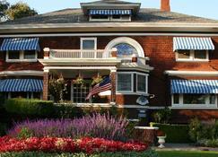Beazley House Bed and Breakfast Inn - Napa - Bangunan