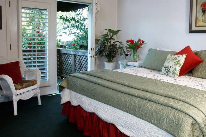 Beazley House Bed and Breakfast Inn - Napa - Quarto