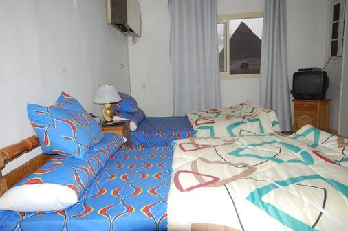 Pyramids View Inn Bed & Breakfast - Cairo - Phòng ngủ