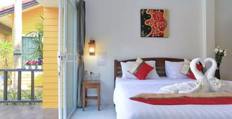 Lemon Tree Naturist Resort Naiharn Beach Phuket - Phuket City - Bedroom