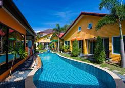 Lemon Tree Naturist Phuket Naiharn Beach - Phuket City - Pool