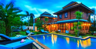 Lemon Tree Naturist Resort Naiharn Beach Phuket - Phuket City - Pool