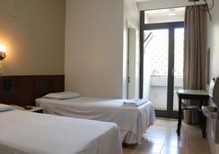 Hotel El Pilar - Brasilia - Phòng ngủ