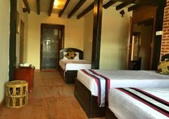 圖拉亞精品酒店 - 巴克塔普爾 - Bhaktapur - 臥室