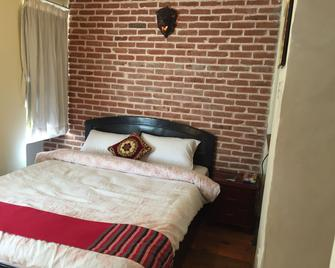 圖拉亞精品酒店 - 巴克塔普爾 - 巴克塔普爾 - 臥室