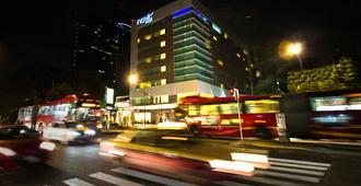 Hotel Novit - Mexiko-Stadt - Gebäude