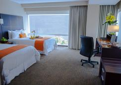 Hotel Novit - Mexiko-Stadt - Schlafzimmer