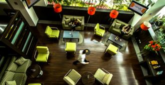 Hotel Novit - Cidade do México - Lobby