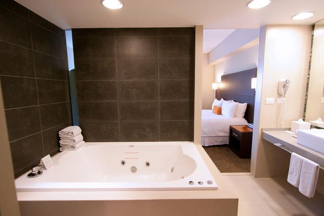 Hotel Novit - Πόλη του Μεξικού - Μπάνιο