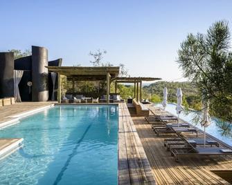 Singita Lebombo Lodge - Kruger National Park - Pool