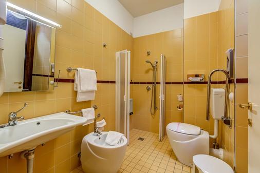 Domus Carmelitana - Rome - Phòng tắm