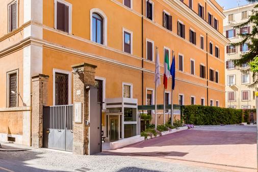 Domus Carmelitana - Rome - Toà nhà