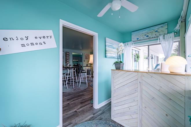 Ocean Glass Inn - Rehoboth Beach - Recepción