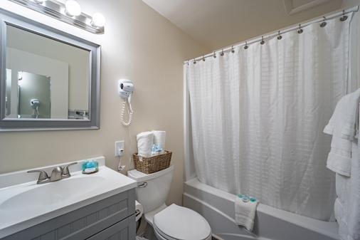 Ocean Glass Inn - Rehoboth Beach - Bathroom