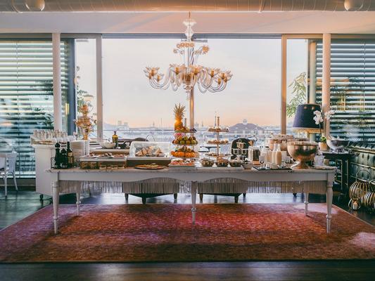 Grand Ferdinand Vienna - Your Hotel In The City Center - Вена - Шведский стол