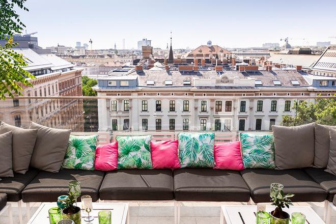 Grand Ferdinand Vienna - Your Hotel In The City Center - Βιέννη - Μπαλκόνι