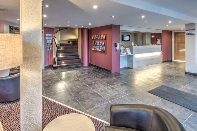 Logis Hôtel Astréa Nevers - Varennes-Vauzelles - Lobby