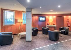 Logis Hôtel Astréa Nevers - Varennes-Vauzelles - Lounge
