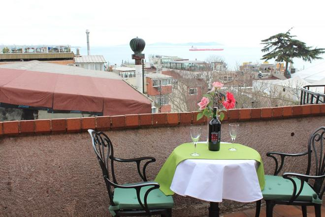 Ararat Hotel - Istanbul - Restaurant