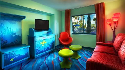 Disney's Art Of Animation Resort - Lake Buena Vista - Σαλόνι