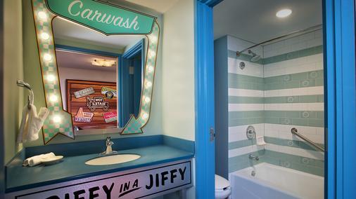 Disney's Art Of Animation Resort - Lake Buena Vista - Μπάνιο