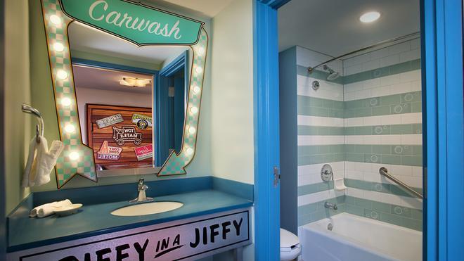 Disney's Art Of Animation Resort - Lake Buena Vista - Bathroom
