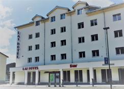 Lai Lifestyle Hotel - Vaz/Obervaz - Bâtiment