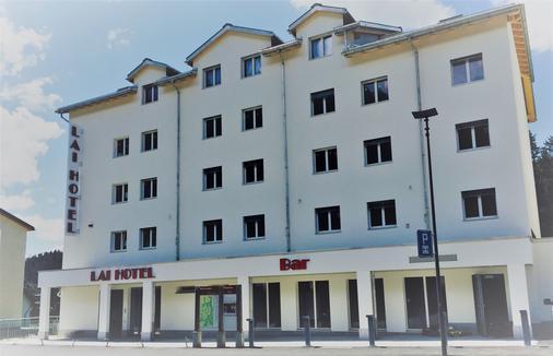 Lai Lifestyle Hotel - Vaz/Obervaz - Building