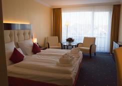 Hotel Yachtclub - Timmendorfer Strand - Schlafzimmer