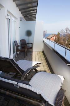 Hotel Yachtclub - Timmendorfer Strand - Balkon