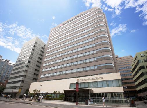 Center Mark Hotel - Seul - Budynek