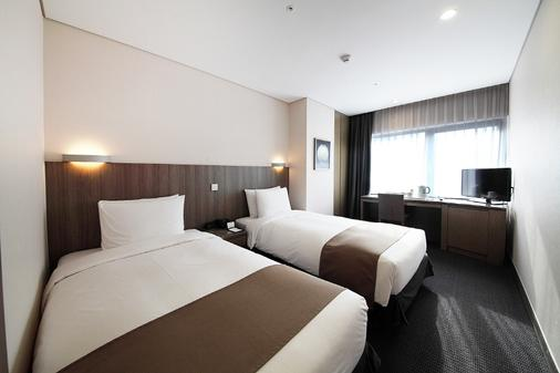 Center Mark Hotel - Seoul - Bedroom