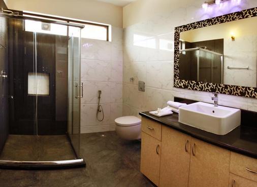 Perch Arbor Suites - Gurgaon - Baño