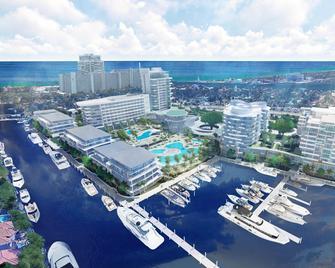 Pier Sixty-Six Hotel And Marina - Fort Lauderdale - Edifício