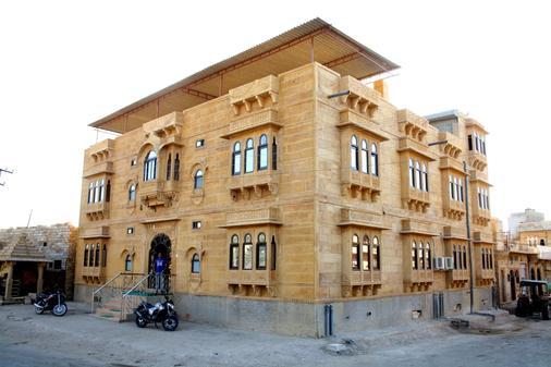 Hotel Marina Mahal - Jaisalmer - Rakennus