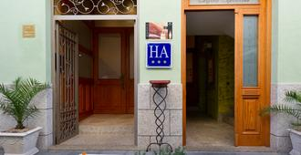 aparthotel capitolina - Merida - Building